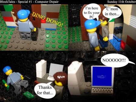 Computer Depair