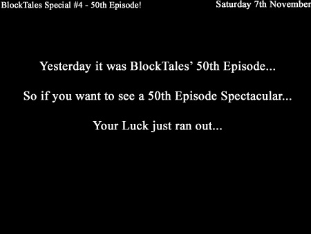 50th Episode!