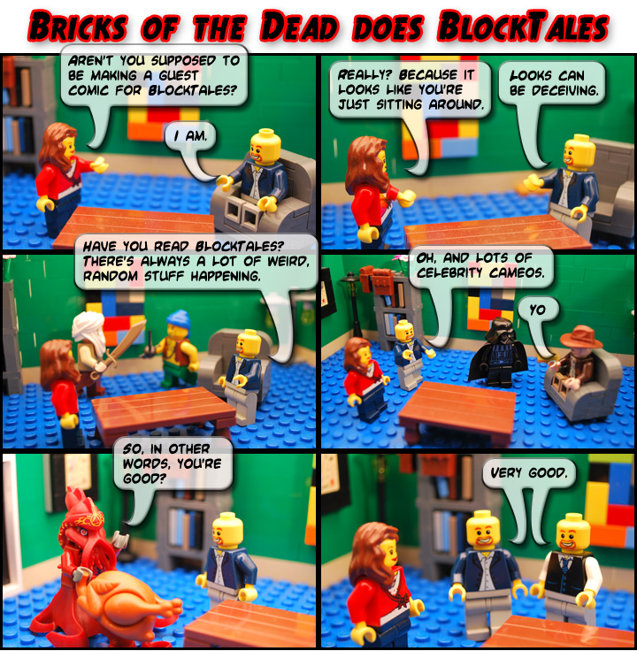 Guest Strip: Dave Fails to Impress Once More