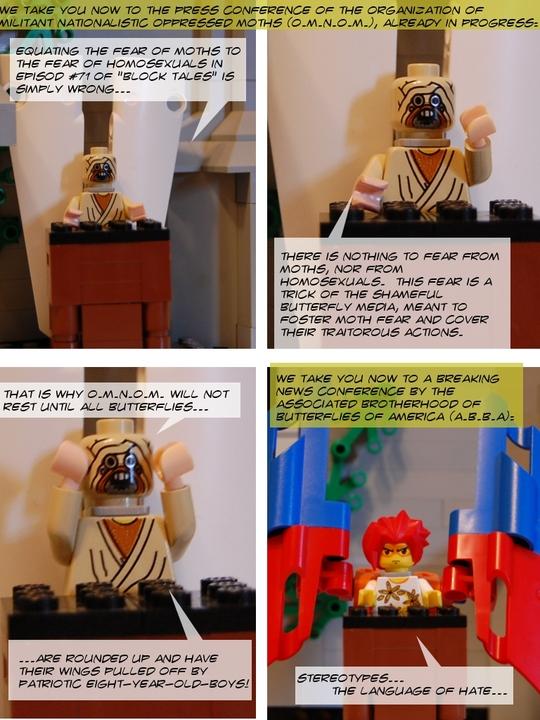 Guest Strip: Mottephobia
