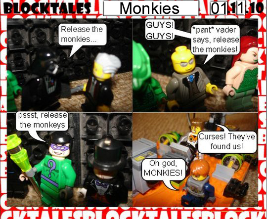 Guest Strip: Monkies